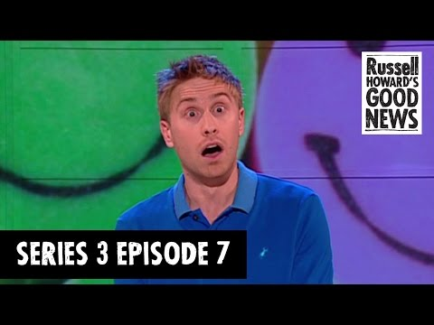 Russell Howard's Good News - Series 3, Episode 7