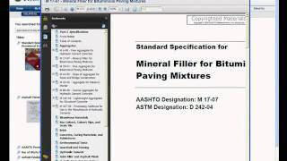 Knovel - Finding And Using Aashto Standards