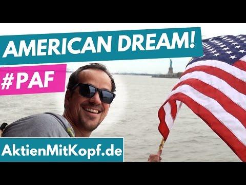 The American Dream! Langsam Reich werden #PhilosophieAmFreitag - Central Park Edition