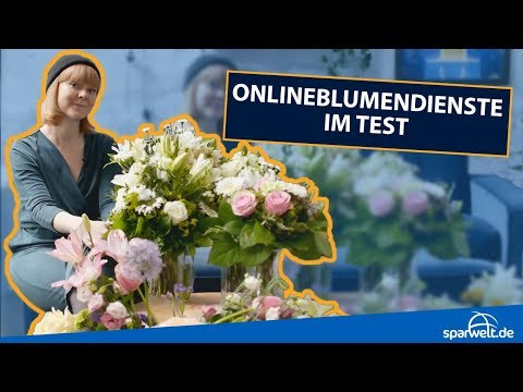 Blumen Online Bestellen: Der Test 💐 | Bloom & Wild, Floraprima, Bloomy Days & Co.