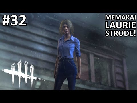 Coba Pakai Laurie Strode! - Dead by Daylight (Indonesia)