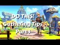 Gathering Tips Part 1 - Rise of Civilizations