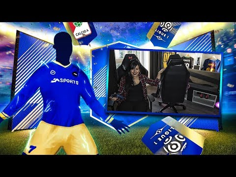 PACK OPENING AVEC CANDICE ! - TOTS SERIE A x LIGUE 1