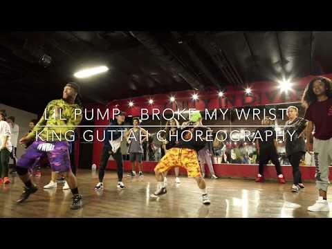 Lil Pump - Broke My Wrist | @King_Guttah Choreography