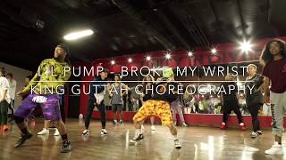 Скачать Lil Pump Broke My Wrist King Guttah Choreography