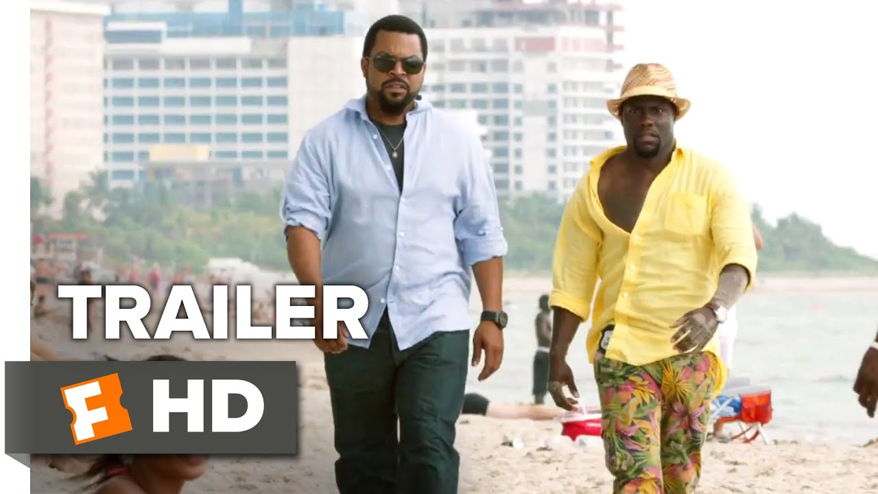 08f34717872 Ride Along 2 Official Trailer  2 (2016) - Kevin Hart