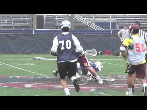 John Harkins Fall Lacrosse Highlights 2013.  Class of 2016