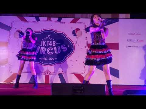 JKT48 CIRCUS ~ Kuroi Tenshi ( Malaikat Hitam ) ~ Unit Song [ Circus Cirebon ]