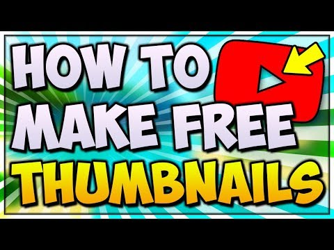 How To Create A Thumbnail For Free from YouTube · Duration:  17 minutes 38 seconds