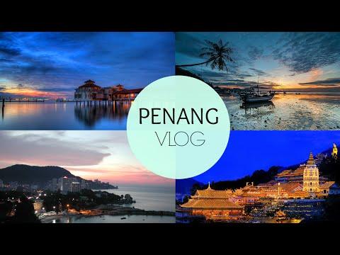 TRAVEL VLOG & OOTD | PENANG |