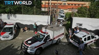 Brazil Shooting: Children, employees killed in attack on school