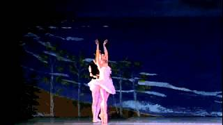 Yellowstone Ballet - Swan Lake Act 4 Pas De Deux