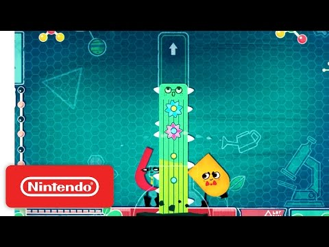 Snipperclips - Cut it out, together! Trailer
