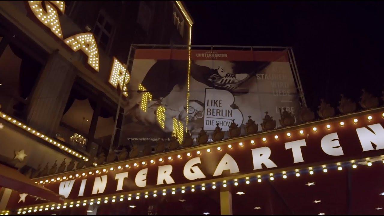 LIKE BERLIN - Die Premiere
