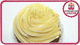 Масляный крем со сгущенкой и шоколадом. Стойкий крем для торта, капкейков. Рецепт масляного крема