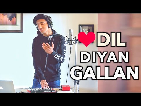 Dil Diyan Gallan (Cover by Aksh Baghla)
