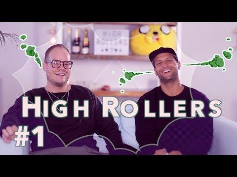 HIGH ROLLERS #1 Is Danny bang voor water? Met Danny Roumimper - MAN CAVE
