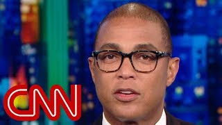 Don Lemon shreds Trump's Kanye double standard