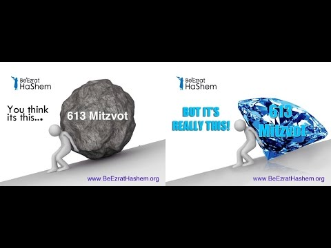 Am I Ever Going To Like Doing Mitzvot? (8 Minutes)