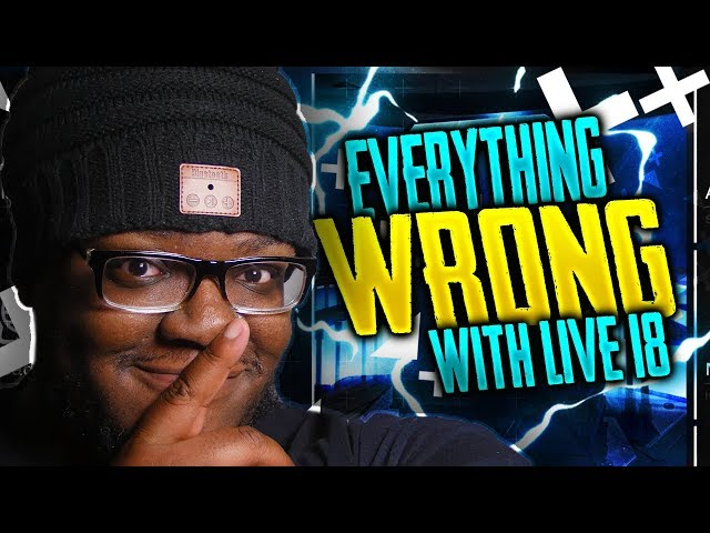 Everything Wrong With NBA Live 18 | Wishlist Fixes For NBA Live 19