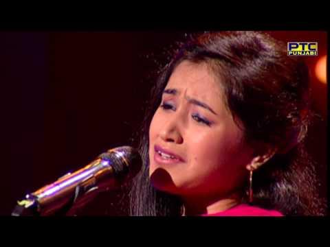 TANISHQ singing VE MAIN TERE NAAL LAGIYAAN | FAREEHA PARVEZ | Voice Of Punjab Season 7 | PTC Punjabi