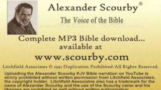 Scourby Audio Bible Study APP Romans 8 - KJV Bible