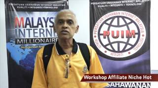 Testimoni Workshop Affiliate 1