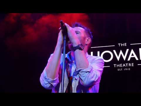 "Scott Weiland -""'Still Remains"" Live at The Howard Theatre on 3/11/13, Song #13"