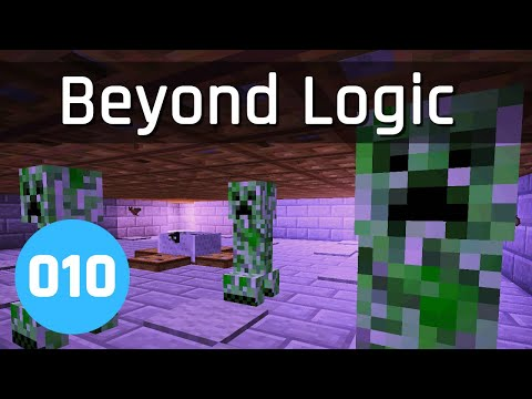 Beyond Logic #10: The Chunk Destroyer | Minecraft