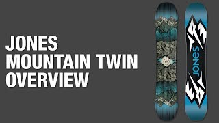Jones Mountain Twin 2018-2019 Snowboard Review | The Snowboard Asylum