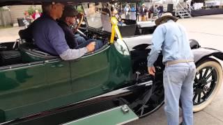 1915 Buick Experimental Twin Six Engine Running