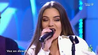 Смотреть клип María Isabel - Sentir Cosquillas