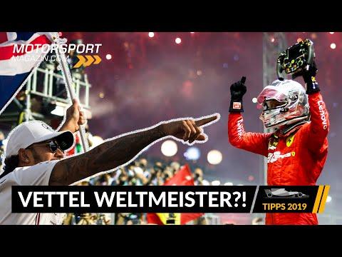 Vettel wird Weltmeister?! So daneben lagen unsere WM-Tipps – Formel 1 2019 (VLOG)