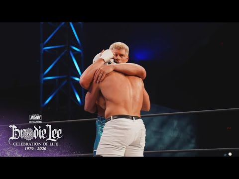 Who Won the Brodie Lee Jr. Dream Match? | AEW Brodie Lee Celebration of Life, 12/30/20