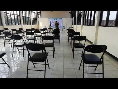 Pembukaan Class Meeting Semester Genap 2021