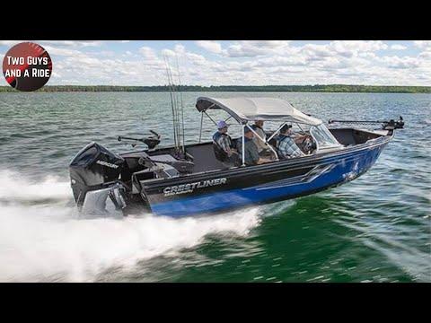Crestliner Boats - Let's Go Fishing!