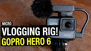 GoPro Hero 6 AUDIO FIX with SUGRU!