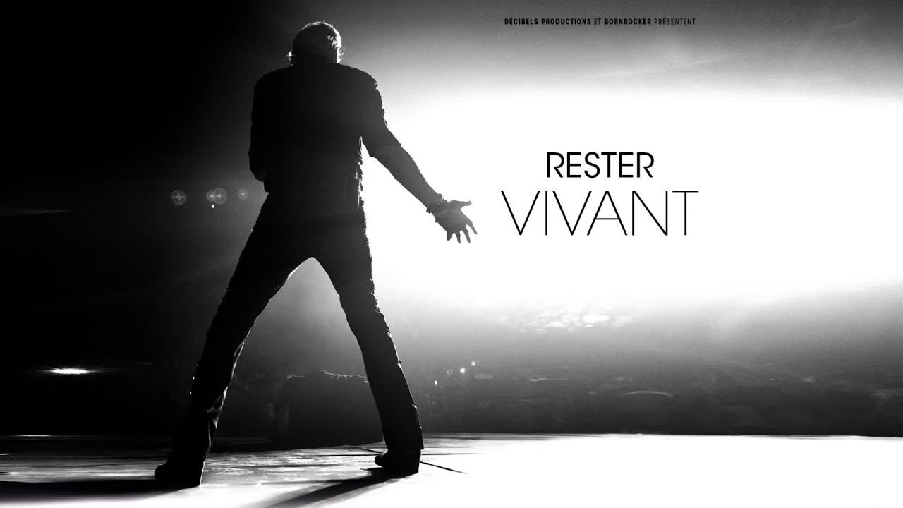 Johnny Hallyday - Tournée 'Rester Vivant' [Teaser officiel]