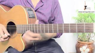 Someday (Flipsyde) solo guitar lesson   www.tamsguitar.com