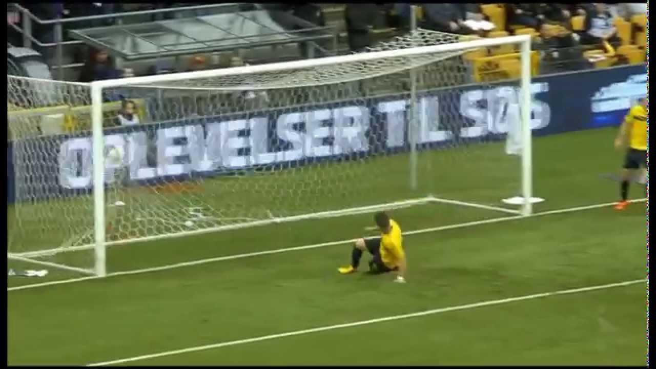 Nunez's første halve år i Brøndby IF