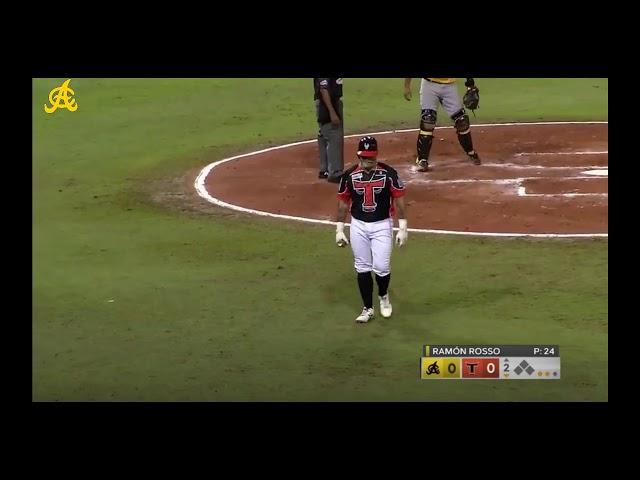 Resumen: Águilas Cibaeñas vs Toros del Este 20/11/2020