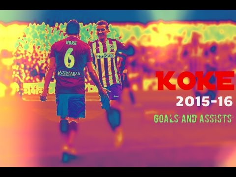 Jorge Resurrección AKA Koke|| 2015-16|| Season so far...