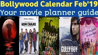 Top 5 Upcoming Bollywood Movies February 2019   Bollywood Family   Upcoming Bollywood Movie Feb 2019