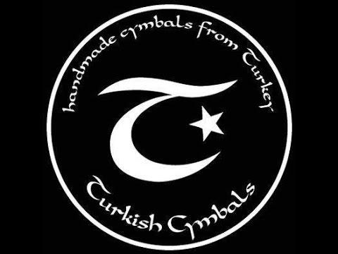 Turkish Cymbals. Z Przyjemnością. Wersja Z Twarzą :) Endorser Pawel Twardoch