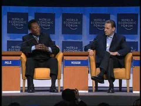 Davos Annual Meeting 2006 -The Role of Sports in Development