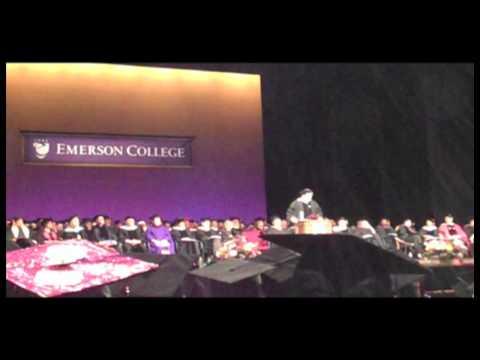 Richard Lagravenese Emerson College Commencement Speech