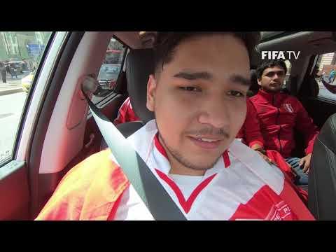 World Cup Driver - PERU!