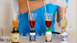 GSA - The Iodine Experiment (Grape Seed Extract)