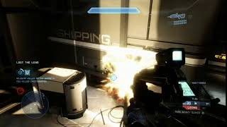 Funny Bag Moments   Rocket Fail - TwitchBagZ Infinite Halo Multiplayer Clips