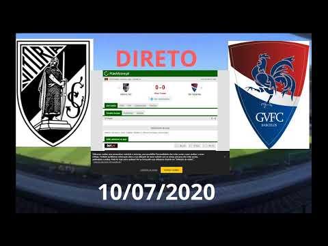 Vitória de Guimarães vs Gil Vicente DIRETO